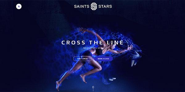 TodoBravo Web Trends 2019 Tendencias Diseno Web 2019 Gradientes y Duotones Saints Stars