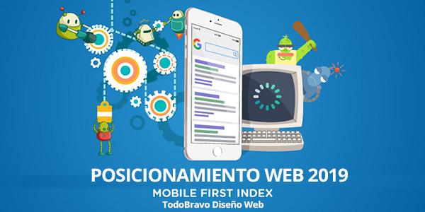 TodoBravo Web Trends 2019 Tendencias Diseno Web 2019 posicionamiento web SEO 2019