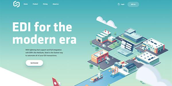 TodoBravo Web Trends 2019 Tendencias Diseno Web 2019 Fluido y circular EDI